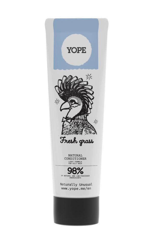 YOPE propone 3 trattamenti ad hoc per idratare e detergere i nostri capelli in modo naturale