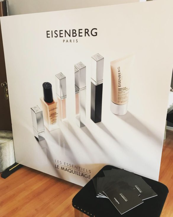 Eisenberg presenta la nuova linea make up LES ESSENTIELS